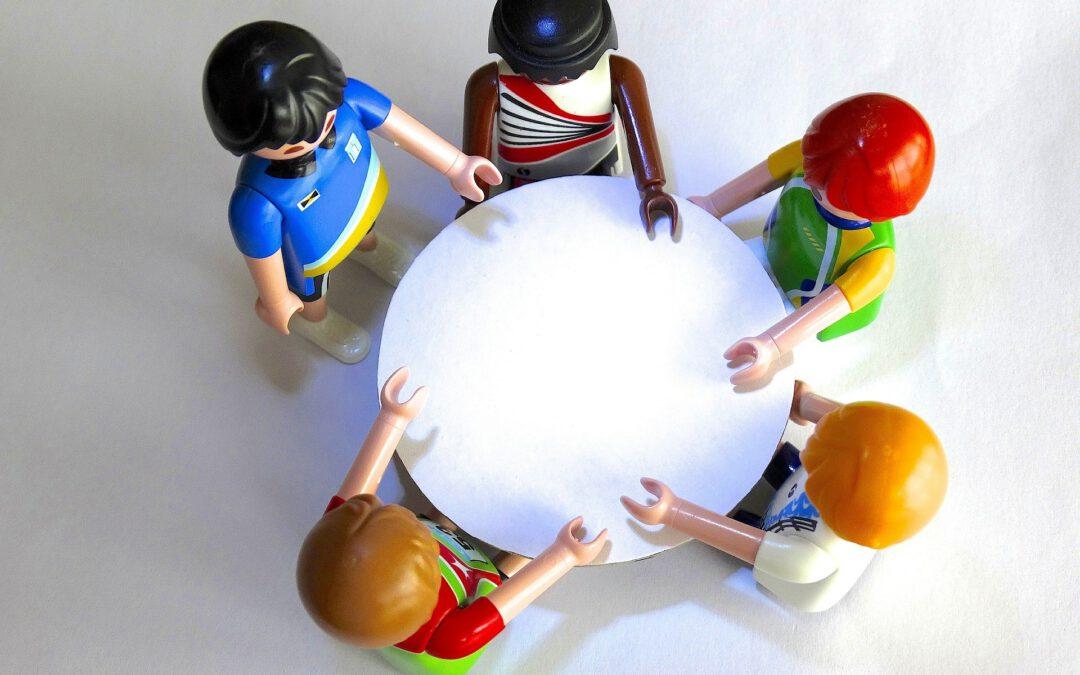 5 Kräfte für die Selbstorganisation